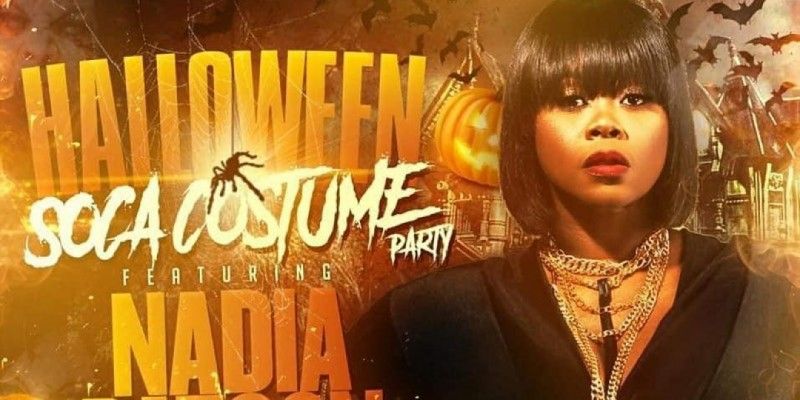 Soca x Costumes - Featuring NADIA BATSON LIVE IN CONCERT! - Dallas Halloween Weekend