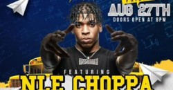 Back 2 School Party feat. NLE Choppa at Albany Capital Center