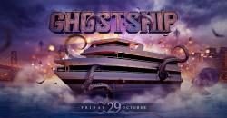Ghostship! - The Halloween Cruise - San Francisco