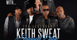 Keith Sweat and Jagged Edge at The Chicago Theatre