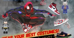 Kicks For Your Sole Sneaker Convention 2 Halloween Edition - Orlando