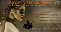 The Black Pearl Yacht Party Halloween Weekend - Washington, DC