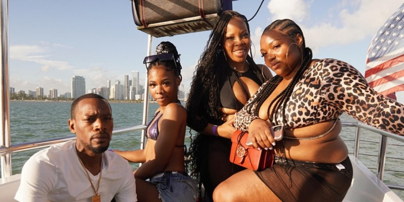 #1 IN MIAMI BOAT PARTY BOOZE CRUISE WITH OPEN BAR ,Miami