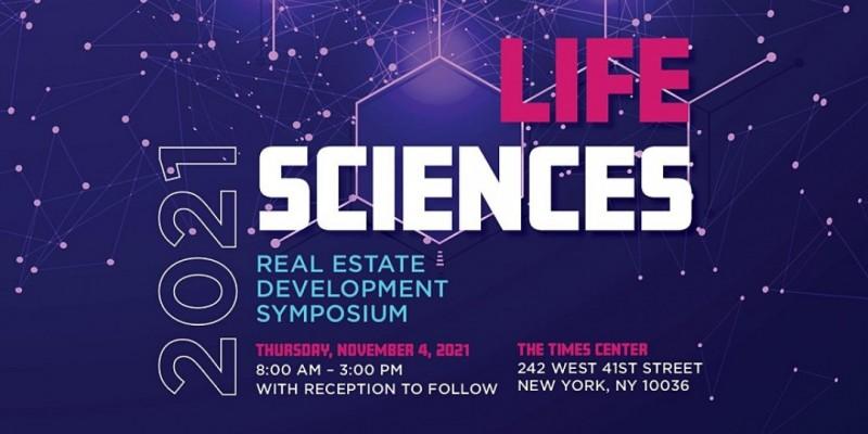 2021 Life Sciences Real Estate Development Symposium ,New York