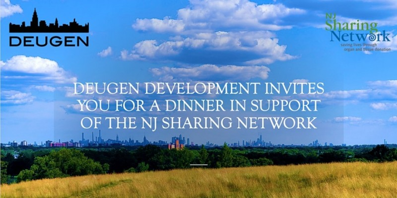 2ND ANNUAL NJ SHARING NETWORK DINNER ,Paramus