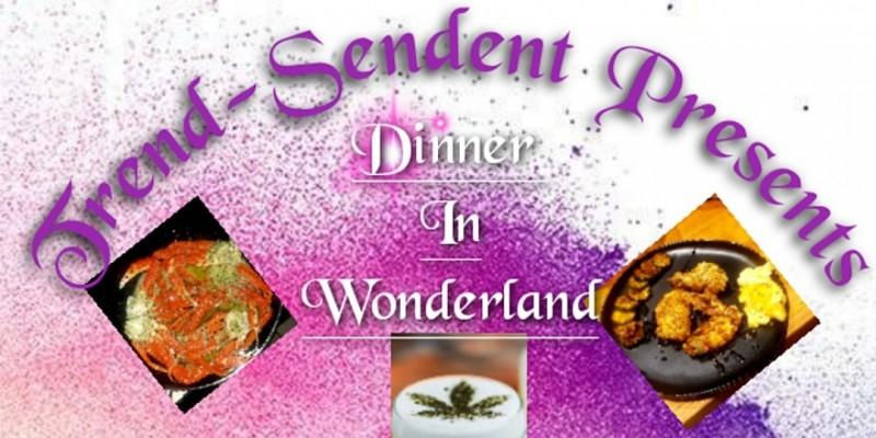 Adult Dinner in Wonderland ,Green Brook Township