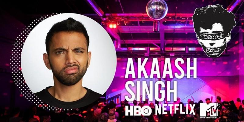 AKAASH SINGH (Netflix, HBO, MTV) ,Houston