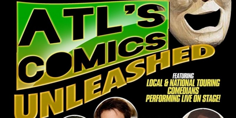 ATL's Comics Unleashed at Suite Lounge ,Atlanta