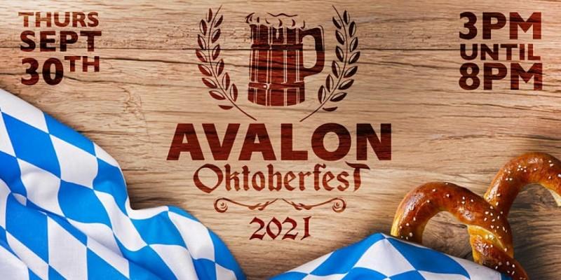 Avalon Oktoberfest 2021 ,Avalon