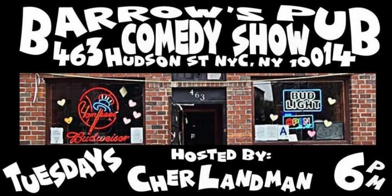 Barrows Pub Weekly Comedy Night ,New York