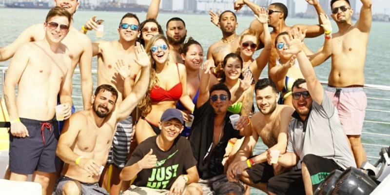 BOAT PARTY MIAMI BEACH  - LIT PARTY ,Miami