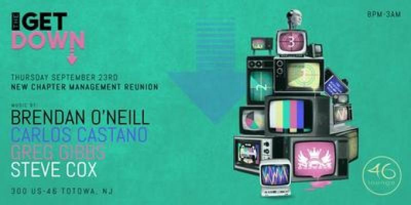 Brendan O'Neill | Carlos Castano | Greg Gibbs | Steve Cox ,Totowa