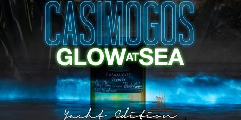 Casamigos Glow at Sea Yacht Party ,New York