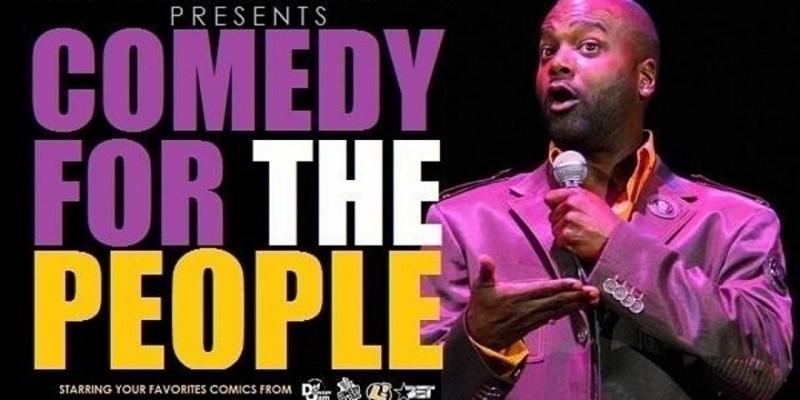 Comedy for the People @ Monticello ,Marietta