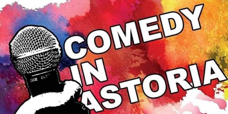 Comedy In Astoria ,Queens