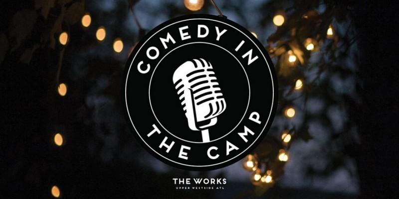 Comedy in The Camp: September ,Atlanta