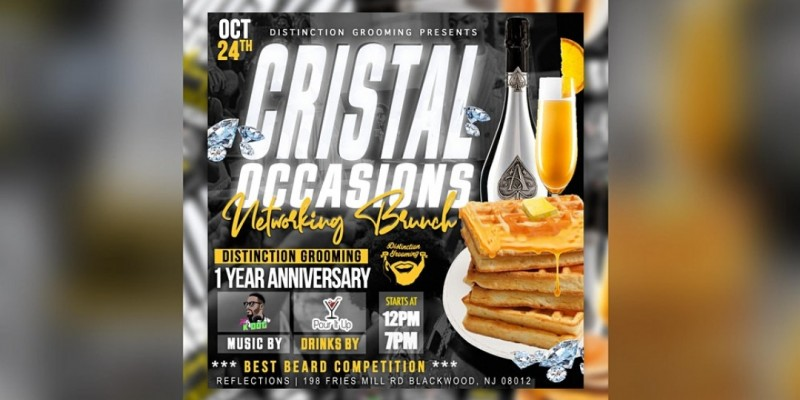 Cristal occasions: Celebrating Distinction Grooming's 1 year Anniversary ,Washington Township