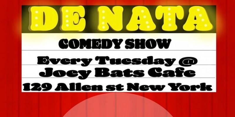 De Nata Comedy ,New York