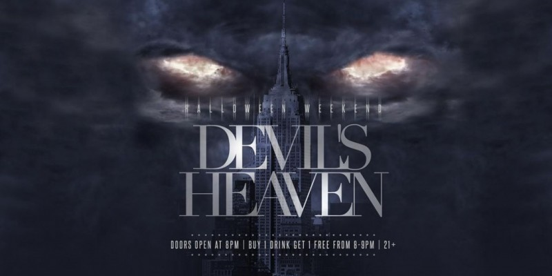 Devil's Heaven Halloween Party @ 230 Fifth