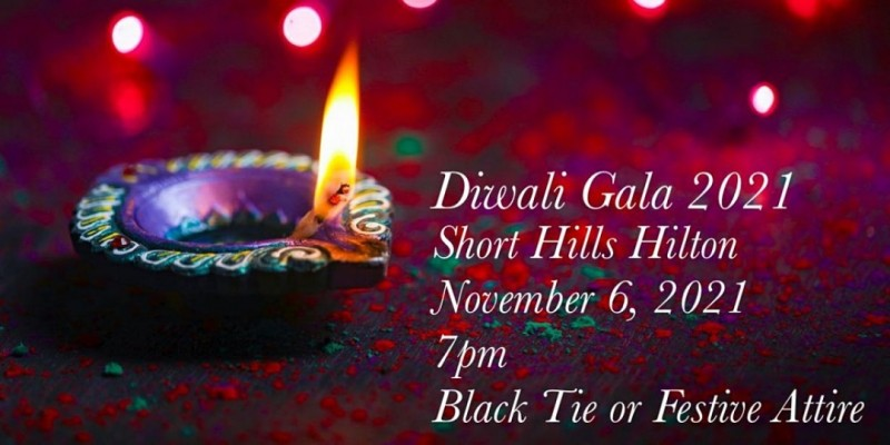 Diwali Black-Tie Benefit Gala ,Millburn