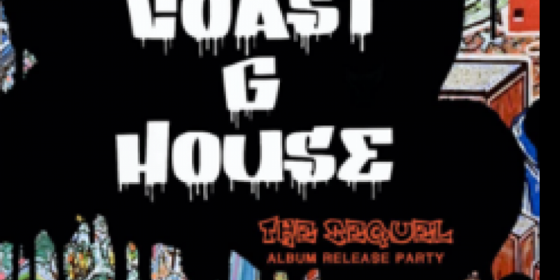 East Coast G-House: The Sequel - Album Release Boat Party NYC , New York