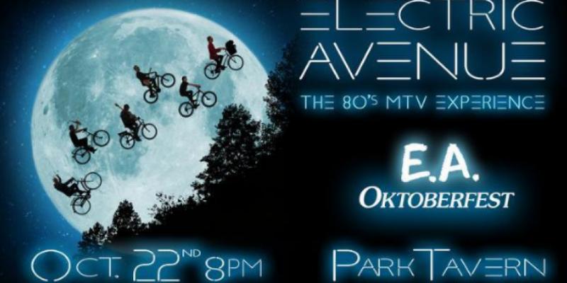 Electric Avenue - The 80s MTV Experience , Atlanta