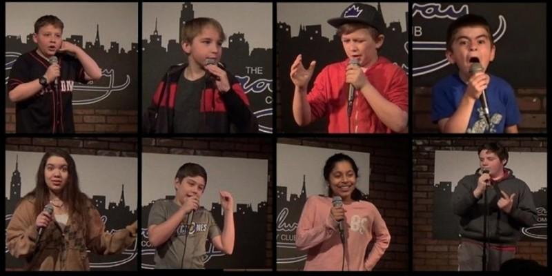 FALL SESSION 2021 Comedy for Kids FULL PROGRAM ,New York