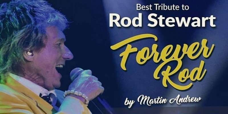 FOREVER ROD - Direct from Las Vegas comes to Atlantic City August 2022 ONLY ,Atlantic City