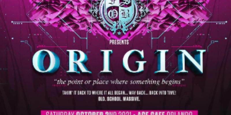 FSOB presents ORIGIN