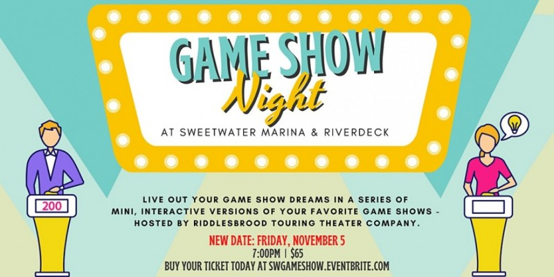 Game Show Night at SW Riverdeck ,Hammonton