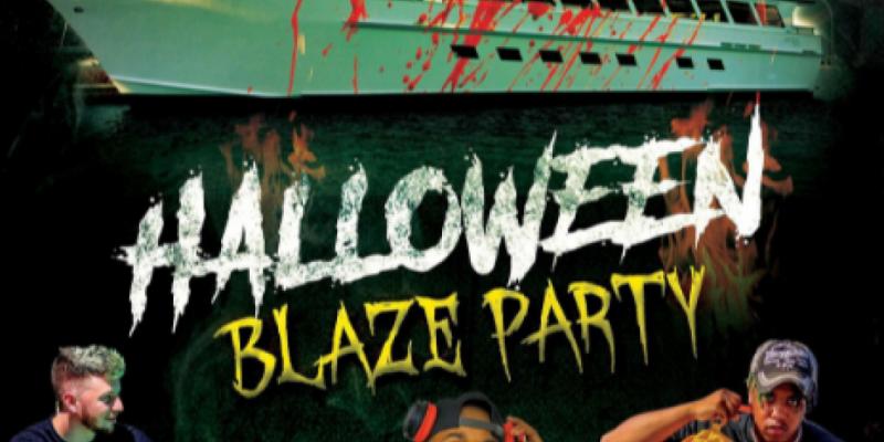 Halloween Blaze Party , Atlantic City