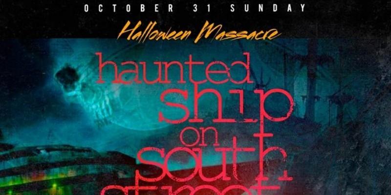 Halloween  Massacre Yacht Party ,New York