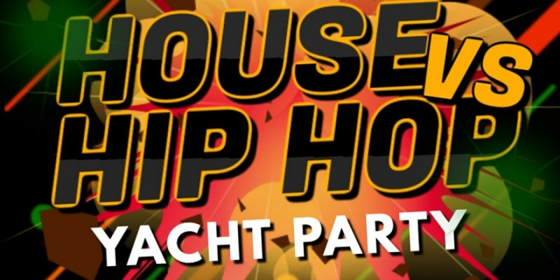House vs. Hip Hop Yacht Party! ,New York