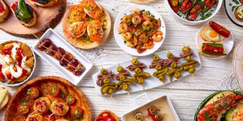 In-person class: Spanish Tapas (New Jersey) ,Irvington
