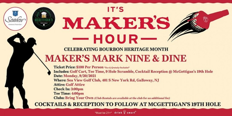 It's Maker's Hour: Celebrating Bourbon Heritage Month ,Galloway