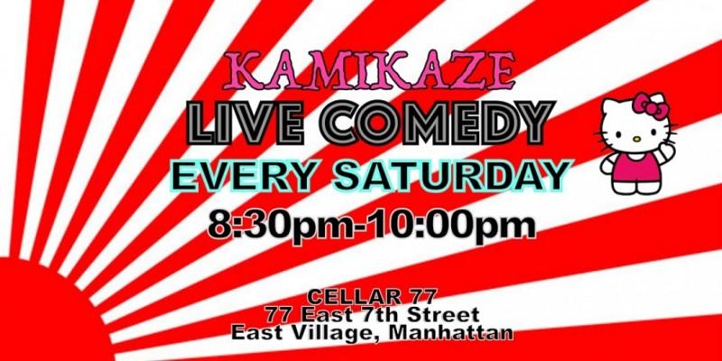 Kamikaze Live Comedy ,New York