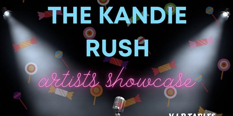 Kandie Rush Artist Showcase ,Jonesboro