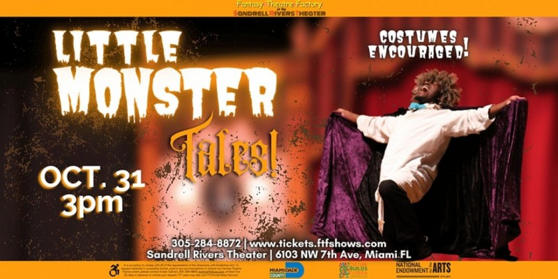 Little Monster Tales- LIVE ,Miami