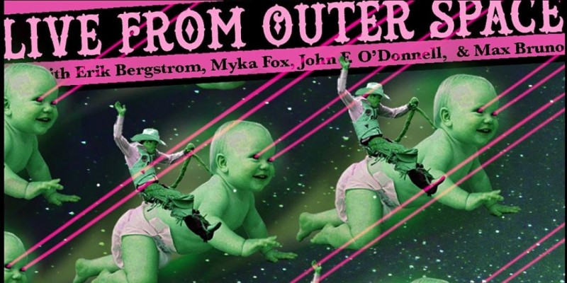 Live From Outer Space (comedy show) ,Brooklyn