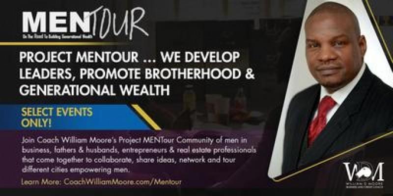 MENTour™ Business Network for Men ,Anywhere