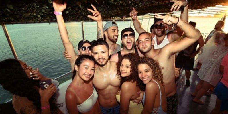 Miami All Inclusive Booze Cruise! ,Miami
