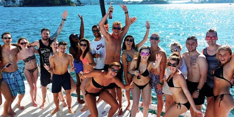 Miami Boat Party & Open Bar ,Miami