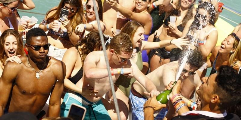 Miami Boat Party- unlimited drinks ,Miami