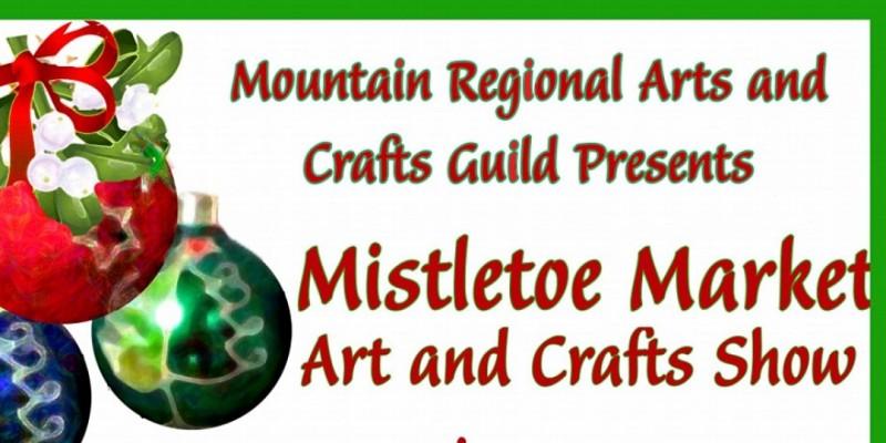 Mistletoe Market ,Hiawassee