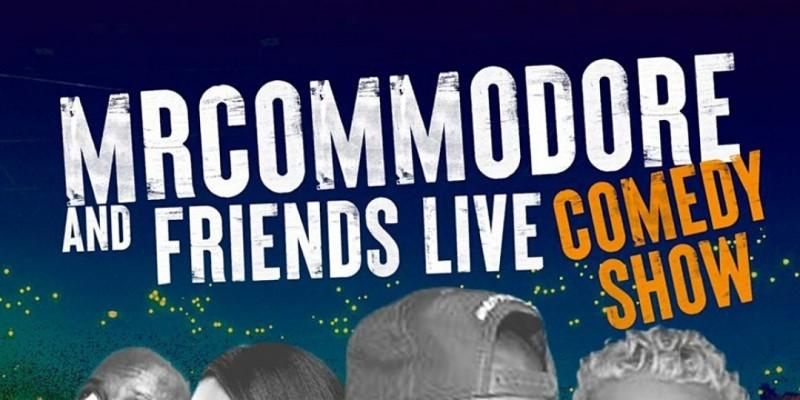 Mr Commodore & Friends Live Comedy Show ,Newark