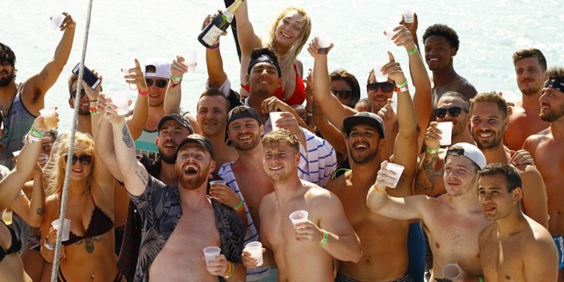 Night Miami Boat Party ,Miami