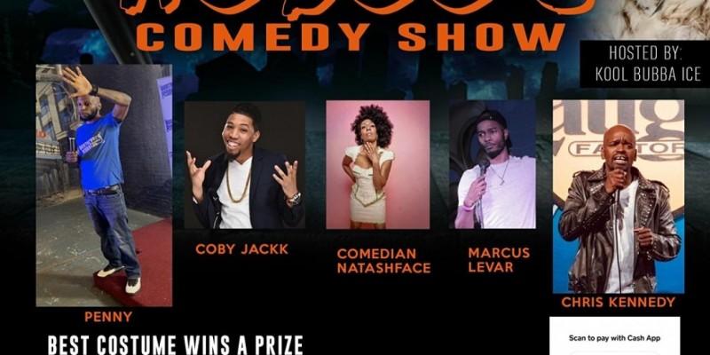 NoBoos comedy show ,Newark