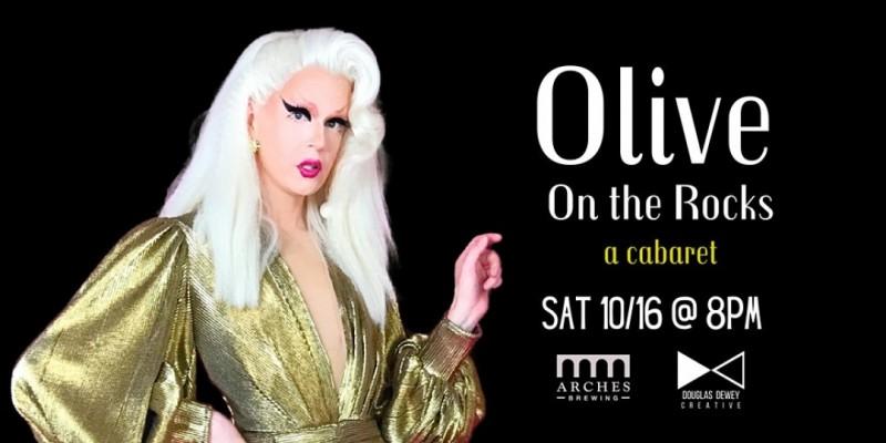 Olive on the Rocks: a cabaret ,Hapeville