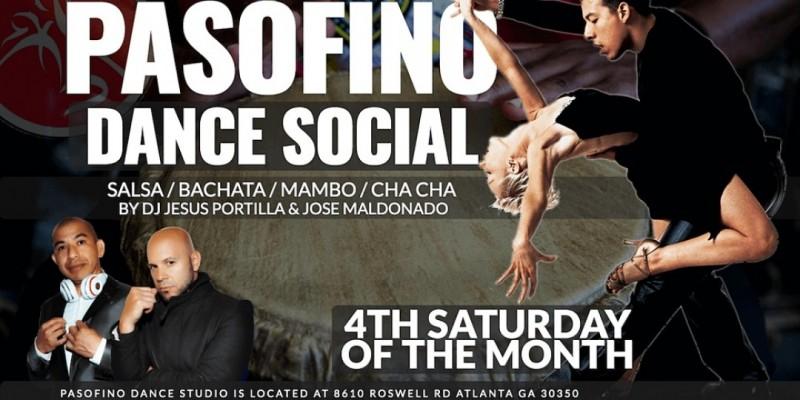 PASOFino Social: Salsa & Bachata Dance in Atlanta ,Atlanta