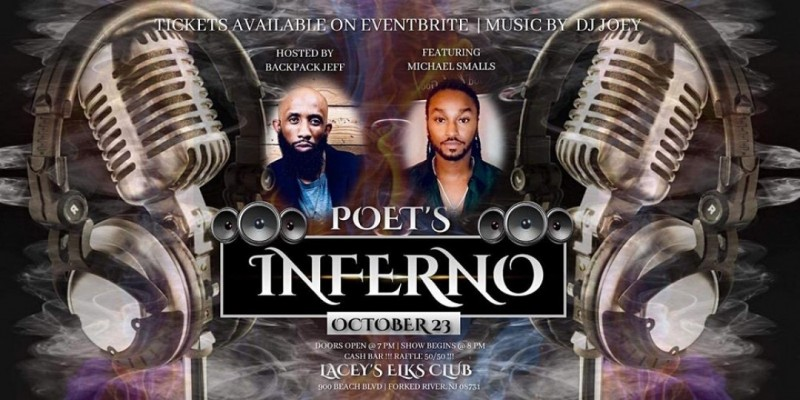 Poets Inferno ,Lacey Township
